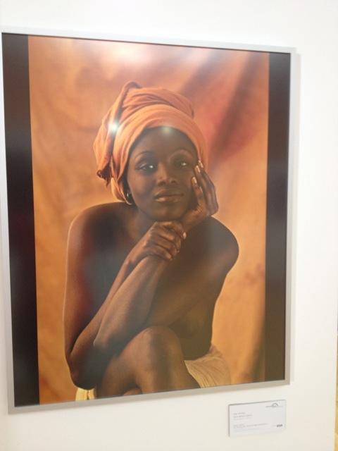 Uwe Ommers Black Lady