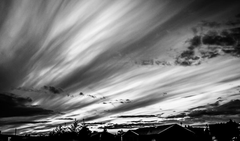 Nach dem Regen kommt der Wind - Foto © ingrid vogel & claudia pautz 2012