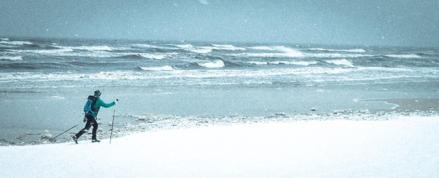 Wintersportlich am Meer @ claudia pautz