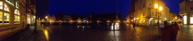 Greifswald - bei Nacht entdeckt