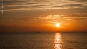 Sonnenaufgang im Glück