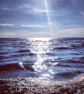 Sommermorgen am Meer ©claudia pautz