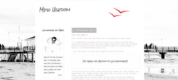 Mein Usedom Blog