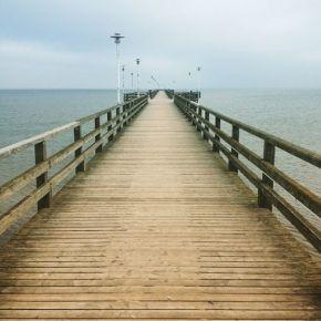 Seebrücke Ahlbeck - Claudia Pautz